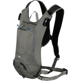 Shimano Unzen 2 Reservoir Hydration Backpack 2L bottle, smoked pearl